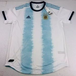 NWT Adidas 2019 Argentina Soccer Jersey 🇦🇷